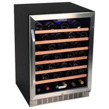 24 inch wide 53 bottle builtin wine cooler - Built In Wine Fridge