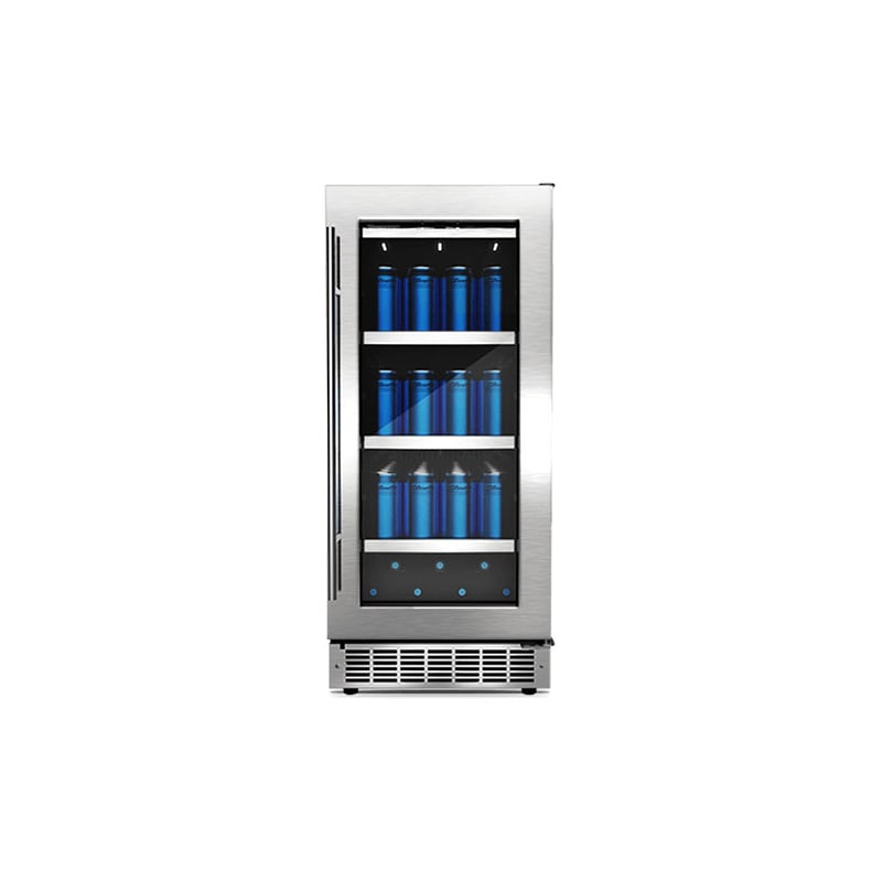 Danby DBC031D4 Silhouette Professional Built-In Beverage & Wine Center