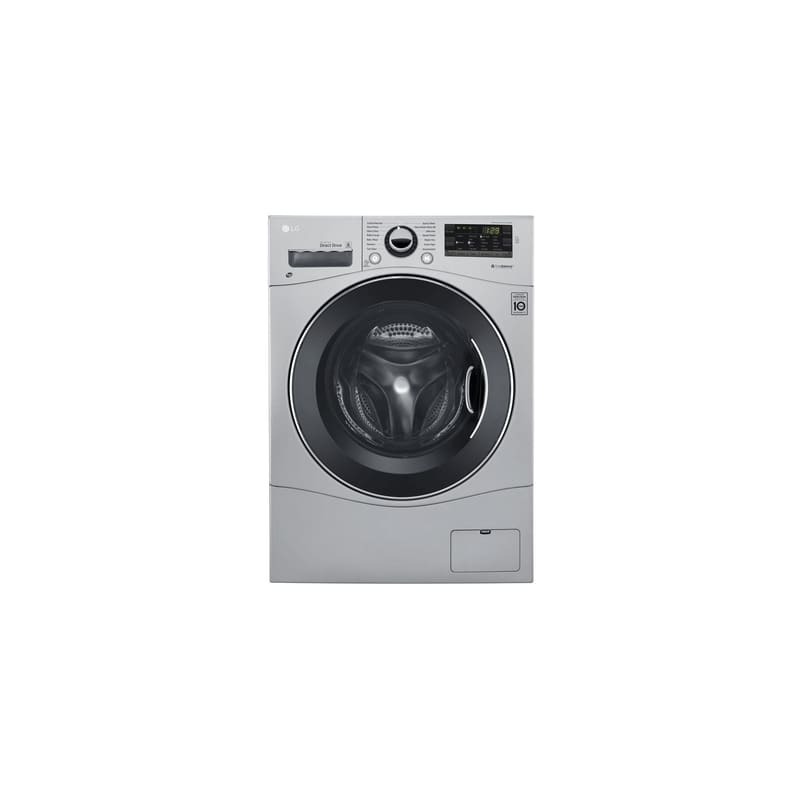 LG WM3488H 24 Inch Wide 2.3 Cu. Ft. Front Loading All-In-One Washer Dryer Combo