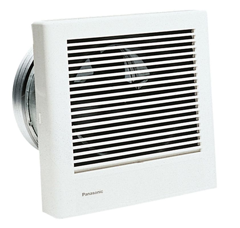 Panasonic whispersense 80 cfm ceiling humidity and motion for Panasonic 100 cfm bathroom fans